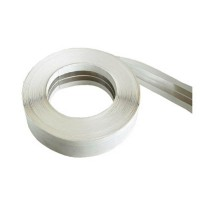 BOEN 2 in. x 100 ft. Metal Flex Corner Tape