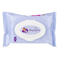 Always My Baby Toddler Wipes Melonberry Flushable