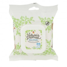 Nature's Promise Free from Baby Wipes Hypoallergenic Travel Size