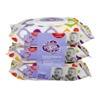 Always My Baby Wipes Thick & Gentle Fragrance Free 72 ct - 3 pk
