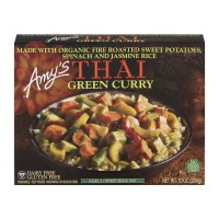 Amy's Thai Green Curry Gluten Free Dairy Free Organic