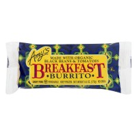 Amy's Burrito Breakfast Organic