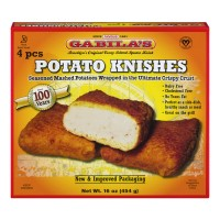 Gabila's Knishes Potato - 4 ct