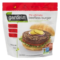 Gardein The Ultimate Beefless Burger - 4 ct Frozen