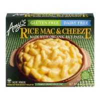 Amy's Rice Mac & Cheeze Dairy Free Gluten Free Organic
