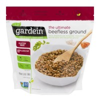Gardein The Ultimate Beefless Ground Gluten Free Meat Free Frozen