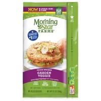 MorningStar Farms Veggie Patties Garden Frozen - 4 ct