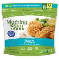 MorningStar Farms Classics Chik'n Nuggets Meatless - 14 ct Frozen