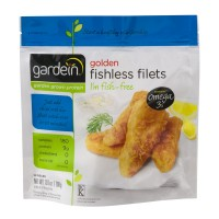 Gardein Golden Fishless Filets Fish-Free Frozen