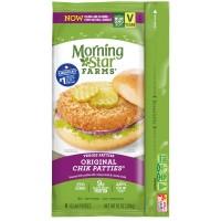MorningStar Farms Chik Patties Original - 4 ct Frozen