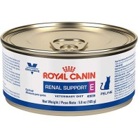 Royal Canin Veterinary Diet Feline Renal Support E Loaf In Sauce Wet Cat Food, 5.8 oz., Case of 24