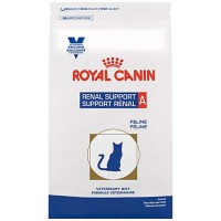 Royal Canin Veterinary Diet Feline Renal Support A Dry Cat Food, 6.6 lbs.