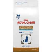 Royal Canin Veterinary Diet Feline Gastrointestinal Moderate Calorie Dry Cat Food, 7.7 lbs.