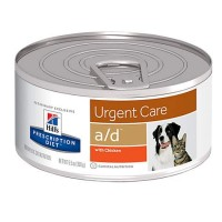 Hill's Prescription Diet a/d Urgent Care Canned Dog and Cat Food, 5.5 oz., Case of 24