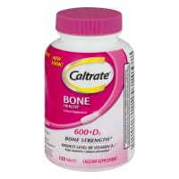 Caltrate 600+D3 Calcium Supplement Tablets