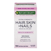 Nature's Bounty Hair, Skin & Nails Extra Strength Liquid Softgels