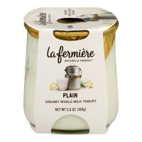 La Fermiere Creamy Whole Milk Yogurt Plain