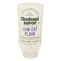Chobani Savor Low-Fat Yogurt Plain