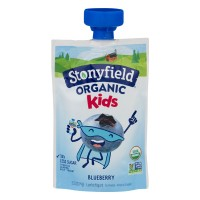 Stonyfield Kids Yogurt Blueberry Low Fat Organic