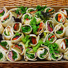 Antipasto Wrap