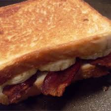 Bacon with Egg and Cheese Sandwich