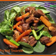 Beef with Chinese Vegetable