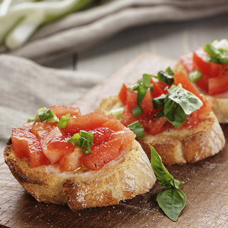 Bruschetta Bread (6 Pcs)