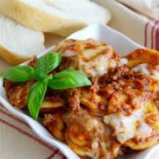Baked Cheese Ravioli