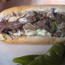 Cheesesteak with Mushroom and Onion