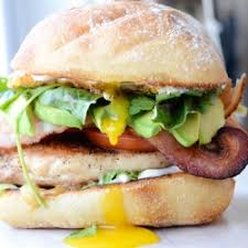Chicken BLT Sandwich