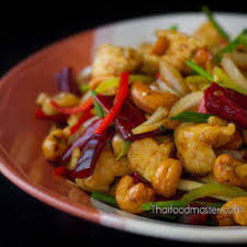 Chicken w/ Cashew Nuts