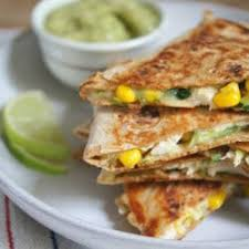 Butter Chicken Quesadilla