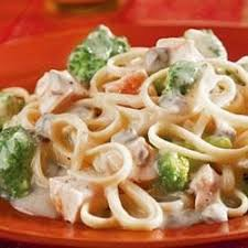 Fettuccini with Grilled Chicken