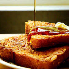 French Toast with Syrup