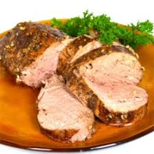 Honey Sliced Roast Pork