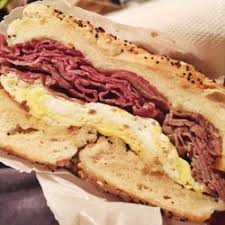 Pastrami with Egg