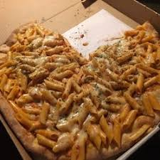 Penne alla Vodka Pizza