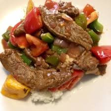 Pepper Steak w/ Onion