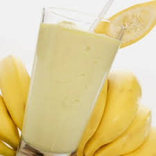 Pineapple, Coconut and Banana Smoothie
