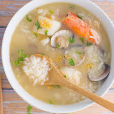 Seafood Soup (for 2)