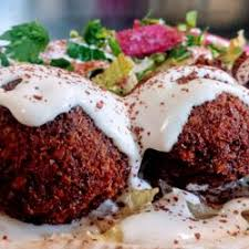 2 Piece Stuffed Falafel