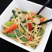 40. Vegetable Lo Mein