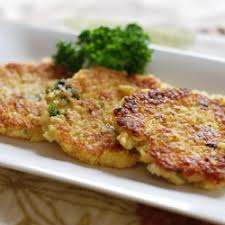 Cauliflower and Quinoa Cakes