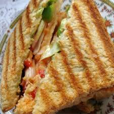 Grilled Chicken Caesar Panini