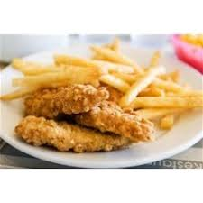 Chicken Fingers w/Fries