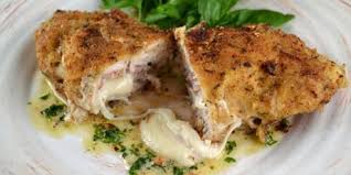 Chicken Saltimboca