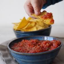 Side of Chips and 8 oz. Salsa