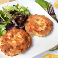 2 Pieces Homemade Maryland Crab Cakes