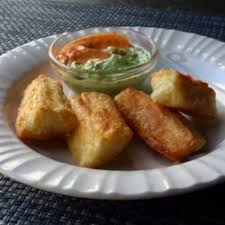 Fried Cassava