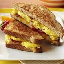 Ham, Egg and Cheese